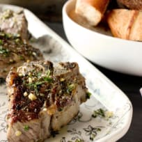 Lamb Loin Chops Recipe