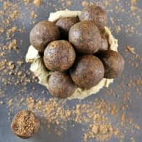 Mocha Almond Bites Recipe