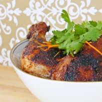 Vietnamese Style Grilled Five Spice Chicken