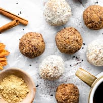Chai Energy Balls Recipe