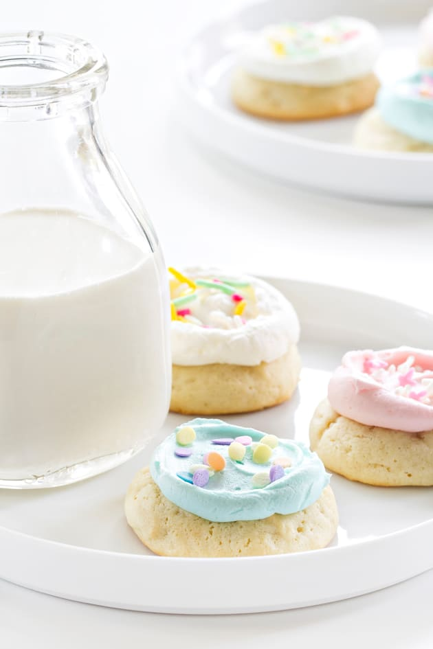 Soft Frosted Sugar Cookies Pic