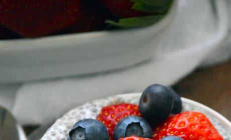 Vanilla Chia Seed Pudding Picture