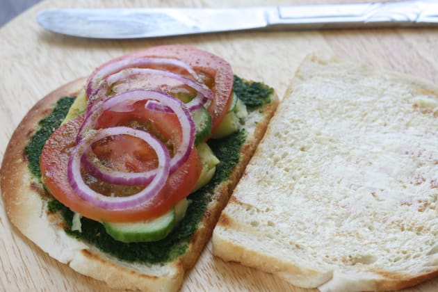 Bombay Sandwich Image