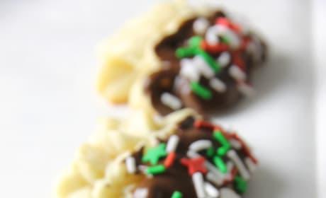 Italian Butter Cookies Image