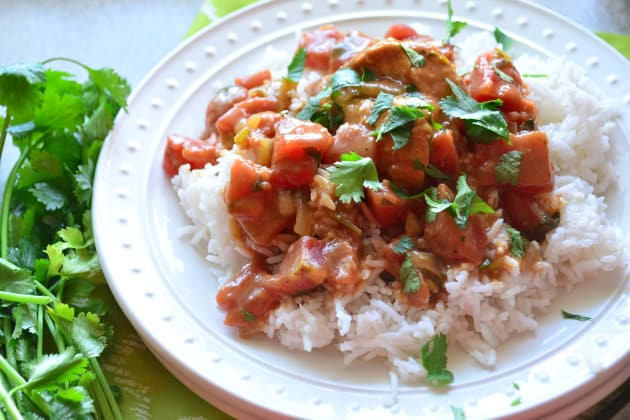 Slow Cooker Chicken Tikka Masala Photo