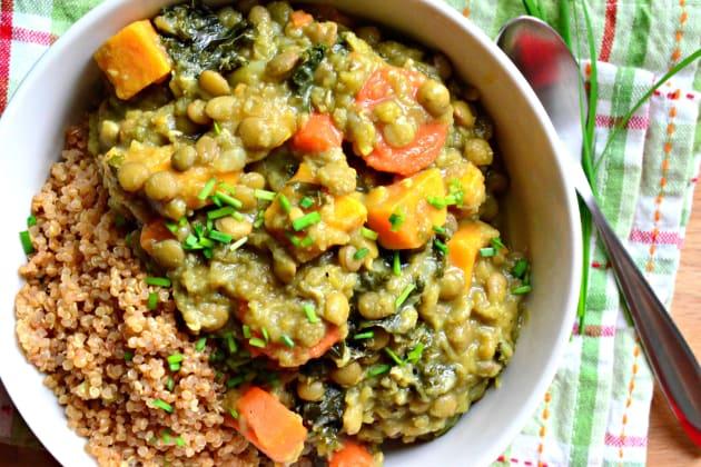 Lentil Stew Image
