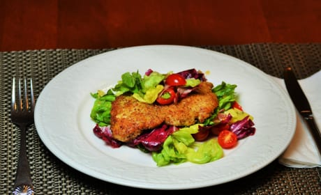 Gluten Free Chicken Milanese Recipe