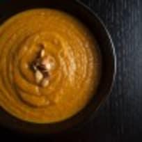 Pumpkin Soup (Vegan)