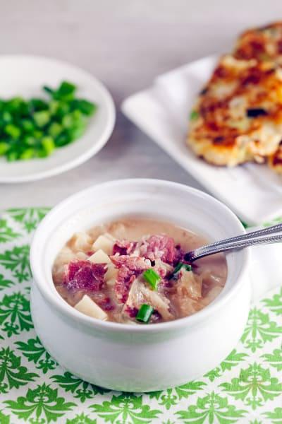 Reuben Soup Image
