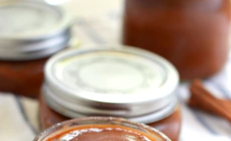 Slow Cooker Apple Butter Picture