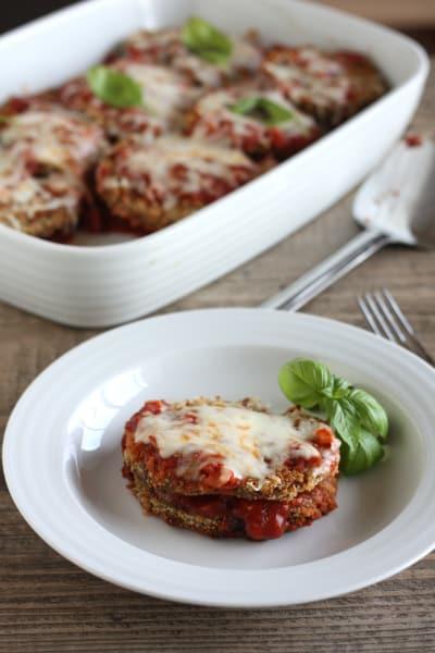 Eggplant Parmesan Picture