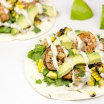 Southwest Shrimp Tacos Recipe