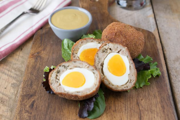 Scotch Eggs Photo