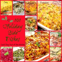 101 Holiday Side Dishes