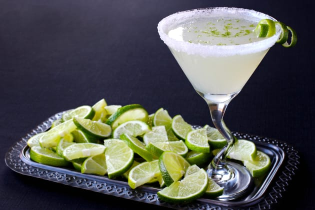 Lime Drop Martini Photo