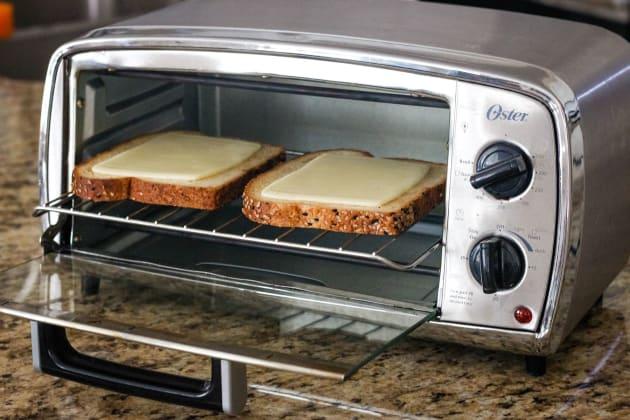 烤Caprese三明治图片