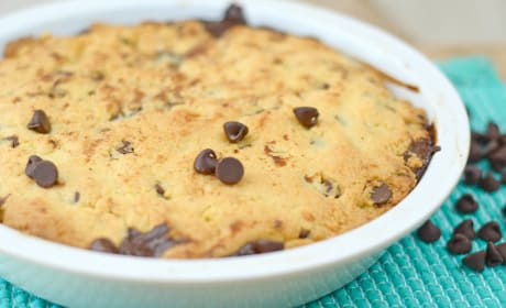 Deep Dish Cookie Recipe