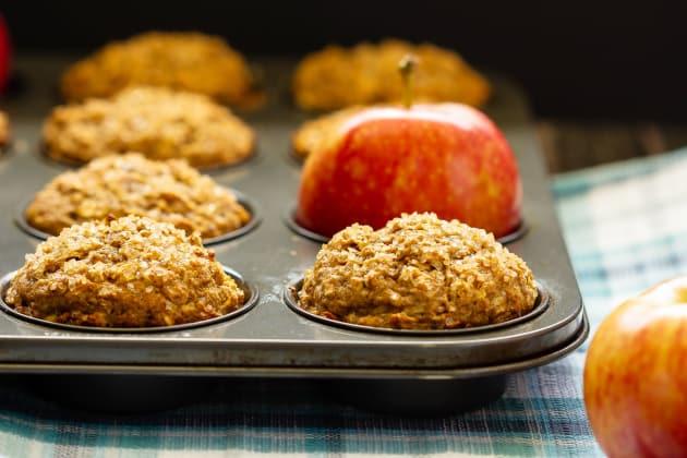 Apple Cinnamon Muffins Photo