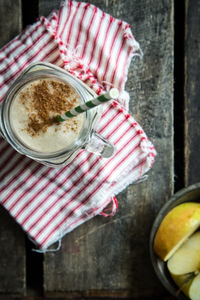 Apple Cinnamon Smoothie Pic