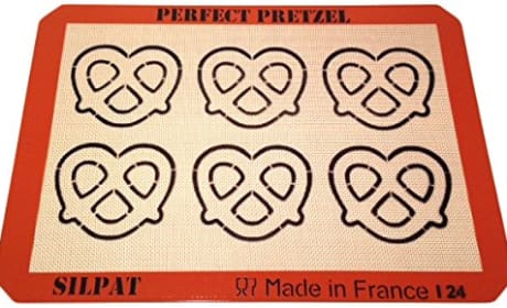 Silpat Perfect Pretzel Baking Sheet