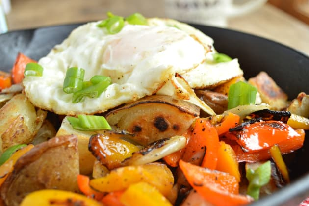 Easy Potato Breakfast Skillet Image