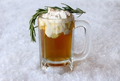 Hot Buttered Whiskey