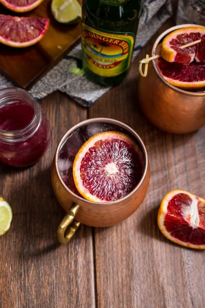 Blood Orange Mule Image