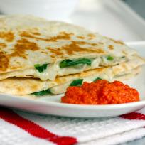 White Bean Quesadillas Recipe