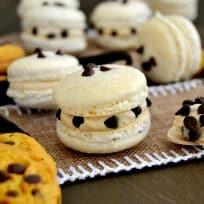 饼干面团马卡龙食谱