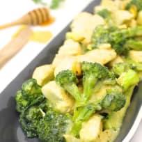 Honey Mustard Broccoli Chicken