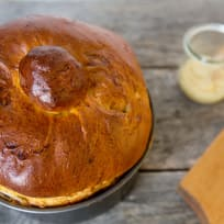 Pumpkin Brioche Recipe