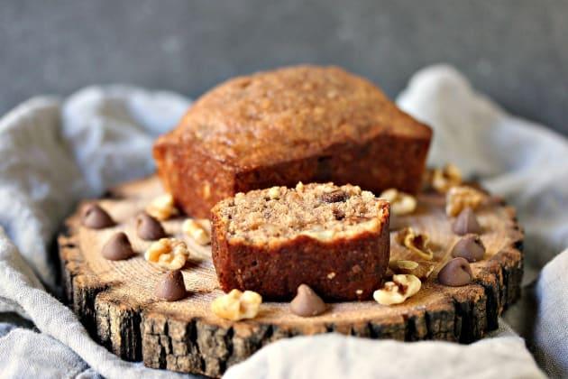 Peanut Butter Chocolate Banana Bread Photo