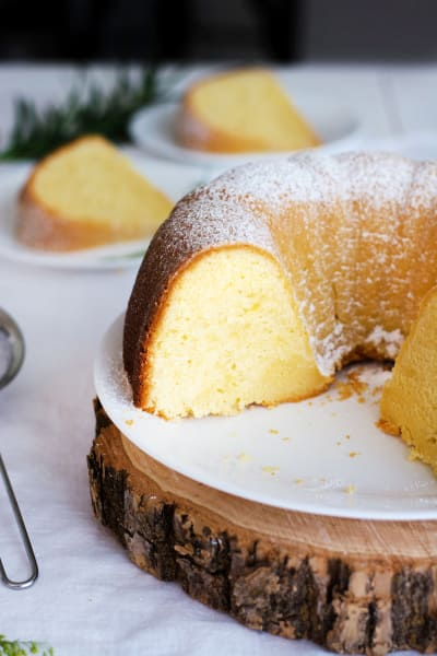 Cream Cheese Bundt Cake Picture
