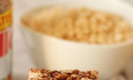 Gluten Free Rice Krispie Treats Picture