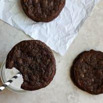 Toffee Nutella Cookies Recipe