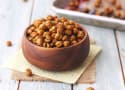 Toaster Oven Roasted Chickpeas Recipe