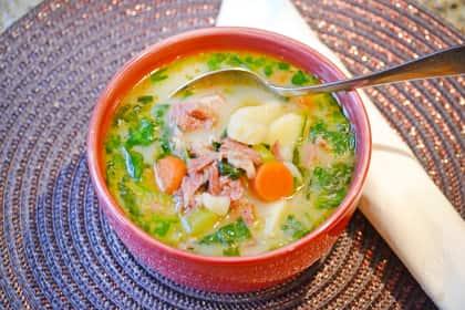 Ham Potato Soup