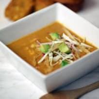 Tex-Mex Chicken Tortilla Soup