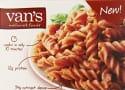 Van's Gluten Free Rotini & Red Sauce Pasta Review