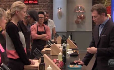 Food Network Star Review: A Star is Chopped