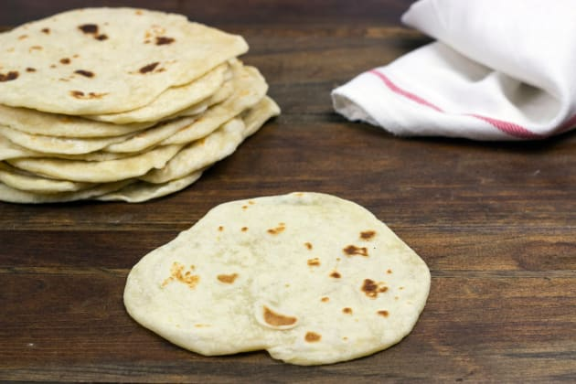 Homemade Tortillas Picture