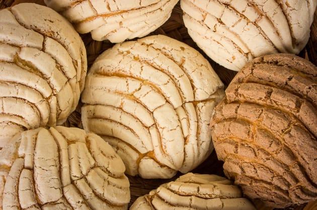 Concha Bread Photo