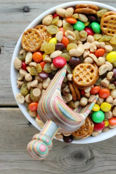 Homemade Trail Mix Picture