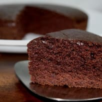 Healthy Chocolate Semolina Cake Recipe With Step By Instructions