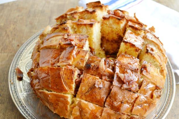 Maple Bacon Pull Apart Bread Photo