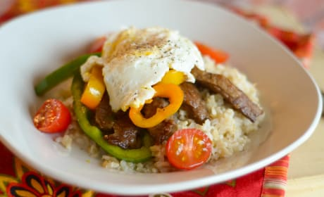 Skirt Steak Stir Fry Recipe