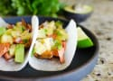 Paleo Salmon Tacos with Pineapple Salsa