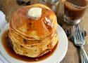 Cinnamon Raisin Bread Pancakes