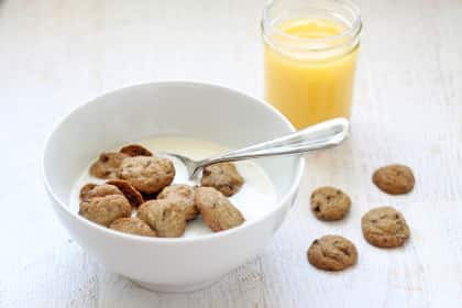 Homemade Cookie Crisp