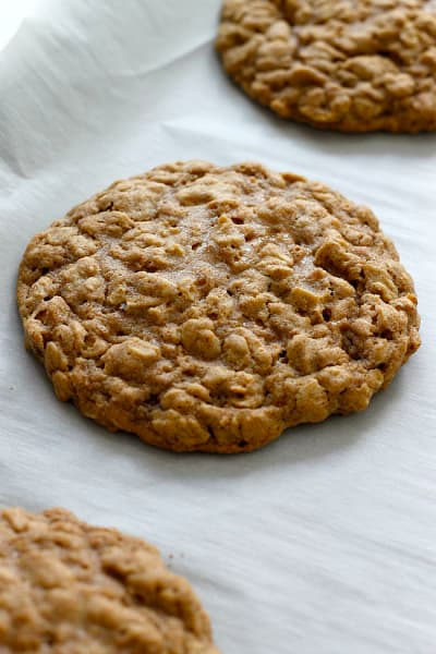 Pumpkin Spice Oatmeal Cookies Picture